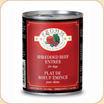Fromm Four Star Grain-Free Shredded Beef (Canned)
