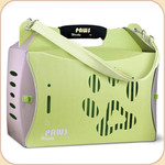 Paws Eco-Friendly Carrier--2 sizes, 4 colors
