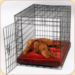 Rectangular Microvelvet Crate Mattress