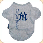 Team T shirt--Yankees gray