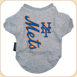 Team T shirt--Mets gray