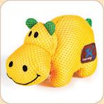 Li'l Mesh Yellow Hippo