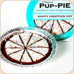 Boxed Happy Adoption Day! Pup Pie