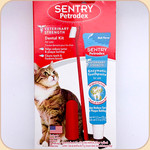 Petrodex Veterinary Strength Dental Kit--Feline