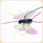 Neko Flies Kitty Butterfly Toy