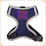 NY Giants logo on harness chest.