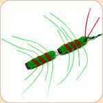Neko Flies Kitty Centipede Toy