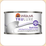 Weruva Truluxe Steak Frites Cat Can