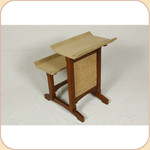 Two-Seat Perch Stand & Sisal Scratcher