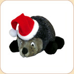 Holiday Hedgehog with Hat--Medium