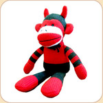 Sock Monkey--Devil