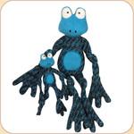 X-Brace Frog Tough Toy