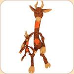 X-Brace Giraffe Tough Toy