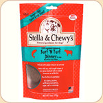 Stella & Chewy's Dog Freeze-Dried Surf 'n Turf Dinner