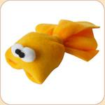 Goldie Goldfish Catnip Toy
