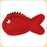 Fins the Fish Catnip Toy