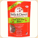 Stella & Chewy's Dog Freeze-Dried Duck Duck Goose Dinner