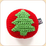 Crocheted Fir Ball