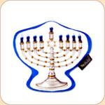 Kosher Menorrah Hanukkah Toy