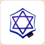 Kosher Star of David Hanukkah Toy