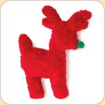 One Tiny Tough Reindeer