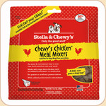 Stella & Chewy's Dog Freeze-Dried Chicken Mixers