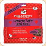 Stella & Chewy's Dog Freeze-Dried Turkey Mixers
