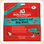 Stella & Chewy's Dog Freeze-Dried Salmon & Cod Mixers
