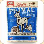 Primal Turkey Liver Munchies Treats