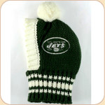 NY Jets--NFL Knit Tassel Hat