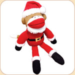 Jolly Sock Monkey