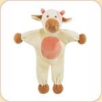 Ayrshire Cow--Stuffless Toy