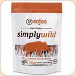 Sojos Simply Wild Boar--Freeze-Dried Treats