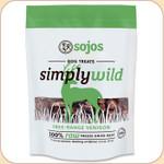 Sojos Simply Wild Venison--Freeze-Dried Treats