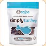 Sojos Simply Turkey--Freeze-Dried Treats