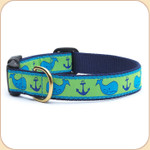 Blue Whales Collar