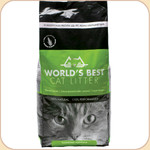 World&#039;s Best Cat Litter
