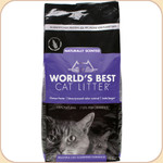 World&#039;s Best Cat Litter Lavender Scent