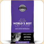 World's Best Cat Litter Lavender Scent