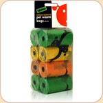 Pet Waste Bag 8 Refill Rolls