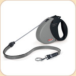 FLEXI Comfort Grip Retractable Long Lead