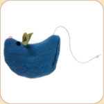 Wool Mouse Catnip Cat Toy