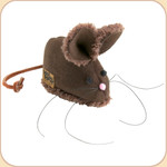 Suede Mouse Catnip Cat Toy