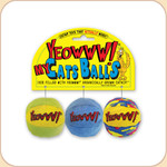 "Catnip ""My Cat's Balls"""