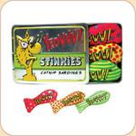 The Stinkie Tin contains 3 stinkies.