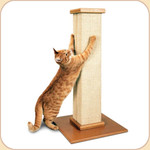 Sisal Scratching Post &amp; Perch