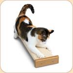 Sisal Scratcher for Floor or Wall-Mount