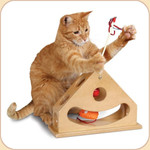 Kitty's Paw Play Pendulum