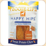 Dogswell Veggie Life Happy Hips Sweet Potato Chews