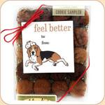Boxed Feel Better! Treats & Tag